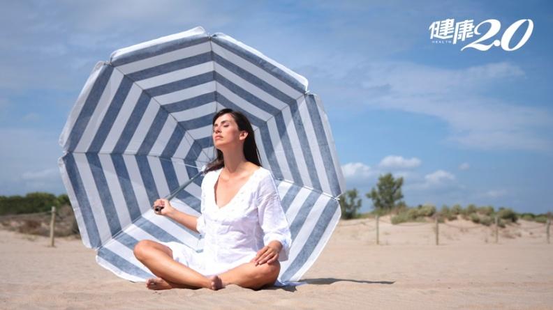 曬太陽的好康不只一項! 能降血壓、防肥胖、憂鬱與失智症…