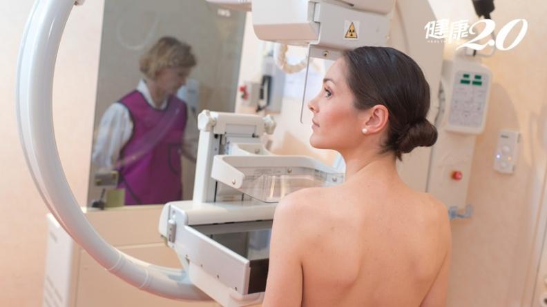 美國醫界建議女性40歲起做乳癌篩檢 台灣乳癌年輕化,醫師說:應該更早做