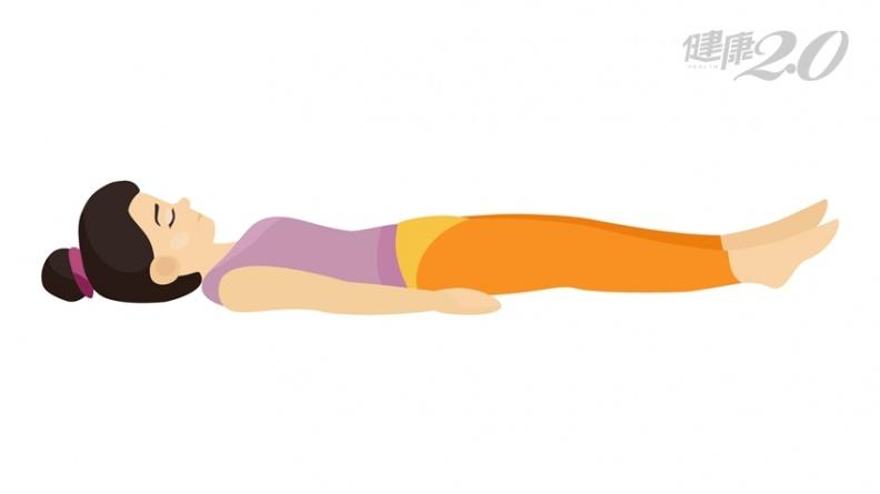 躺著做20次!日醫「比目魚肌運動」,降膽固醇、助血管暢通