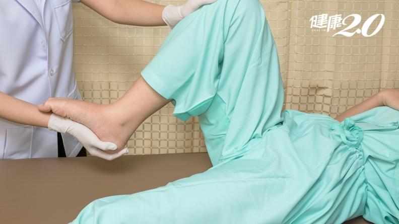 腦中風身體完全沒有感覺,一次治療病人竟然會喊痛!