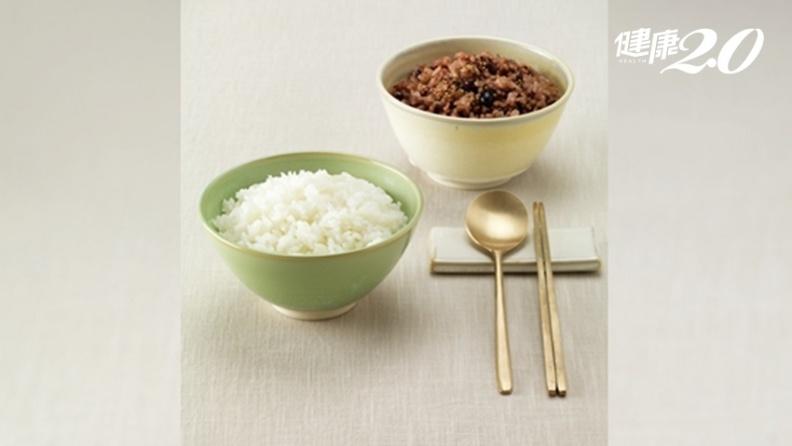 把營養留在食物裡!6步驟煮出好吃又營養的五穀飯