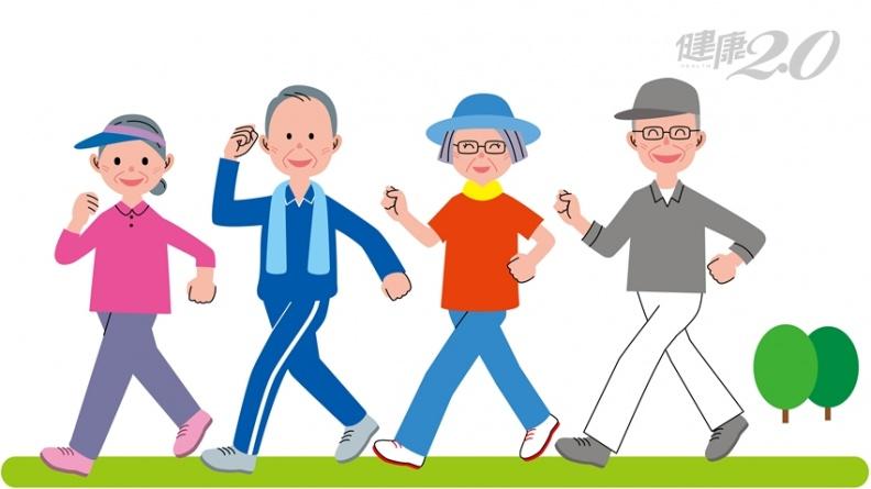 健走強身還是傷身?日醫學博士「走路黃金定律」,鍛鍊肌力不傷膝關節