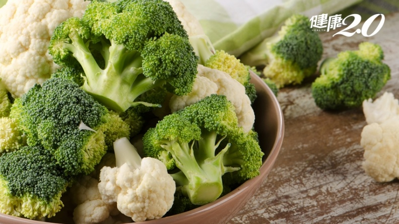 吃蔬菜補充葉黃素護眼?要吃1斤花椰菜才足夠