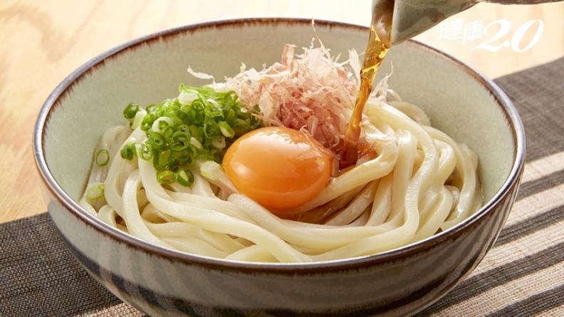 日本料理好健康?日醫盤點烏龍麵、蕎麥麵、壽司的健康迷思