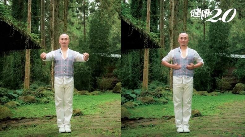 保健乳房最有效!彥寬老師教「散怒氣法」 打通瘀堵、行氣活血