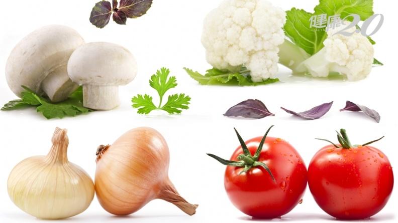 高麗菜、大白菜、芭樂…白色蔬果抑癌力強大 每天吃這個量可降低胃癌風險