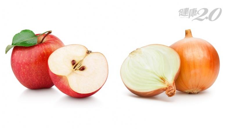 空污傷眼!第一名槲皮素蔬果蘋果、洋蔥 抗氧化比維生素C還強
