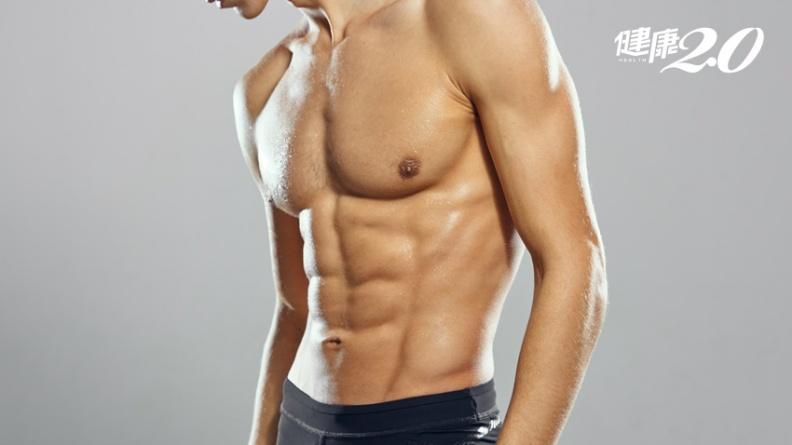 43歲王力宏半年練出14塊腹肌 營養師、復健醫師聯手教您在家也能練出漂亮腹肌