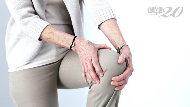 治療退化性關節炎免開刀!細胞治療打一針 修復磨損軟骨