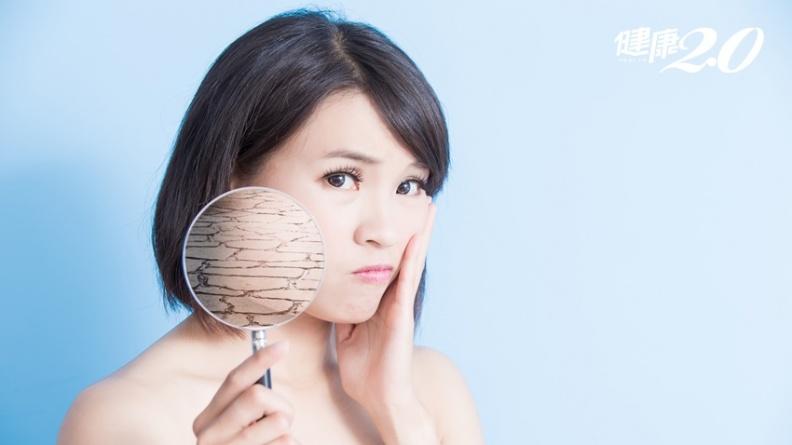 保濕靠多喝水效果差!懶人保養法實測:肌膚水嫩透亮維持9個月