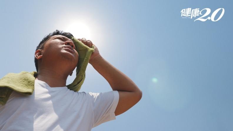 夏天為何容易發生腦中風?2個原因告訴你