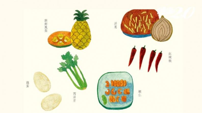 夏天吃鳳梨最好!大暑吃鳳梨解暑、止渴、開胃又減肥