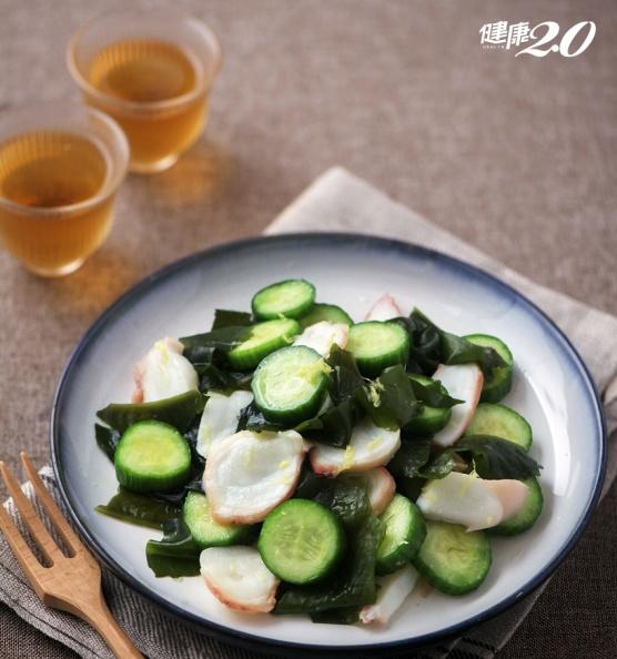 吃海鮮減肥!「章魚腳」低脂高蛋白 抗疲勞又降血壓