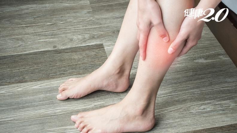 她腿部痠痛無力,竟是副甲狀腺腫瘤引起