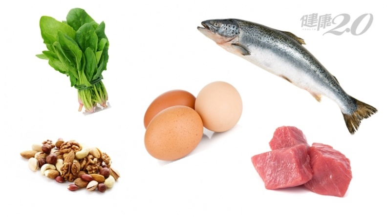 預防血管梗塞、心臟病!5種食物補B群 助新陳代謝