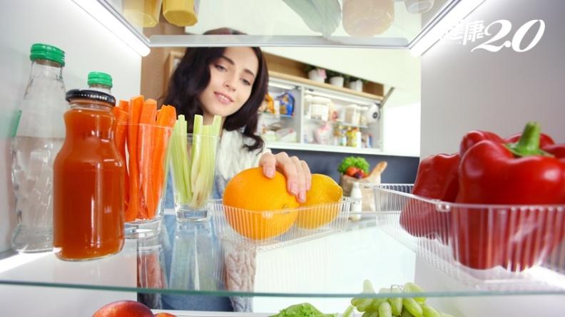 不會肥胖的冰箱收納法!食物擺對位置最新鮮又不浪費