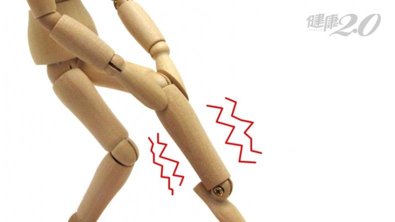 腳麻非小事!4大危險徵兆代表血管塞住了