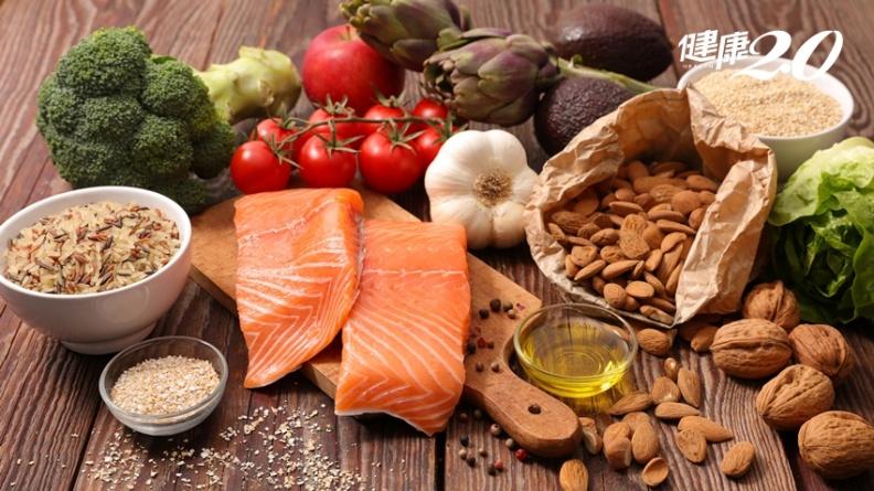 研究證實:5大抗發炎食物 改善過動、不專心