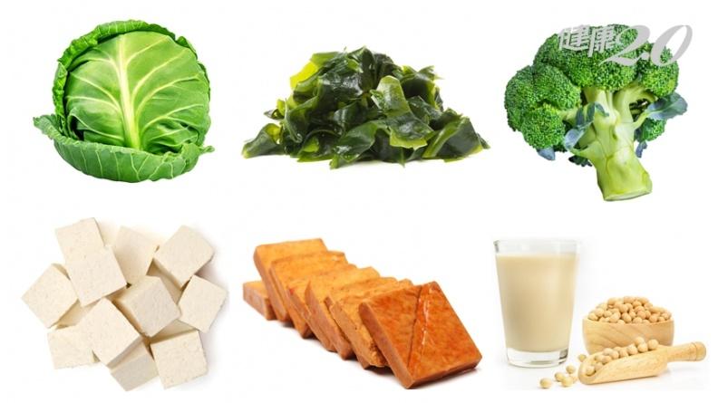 6種食療除煩抑躁 緩解更年期不適、預防骨鬆!