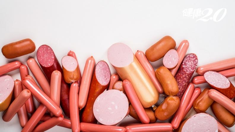 熱狗蛋、亞硝酸鹽會致癌?營養師:口水才是最大來源