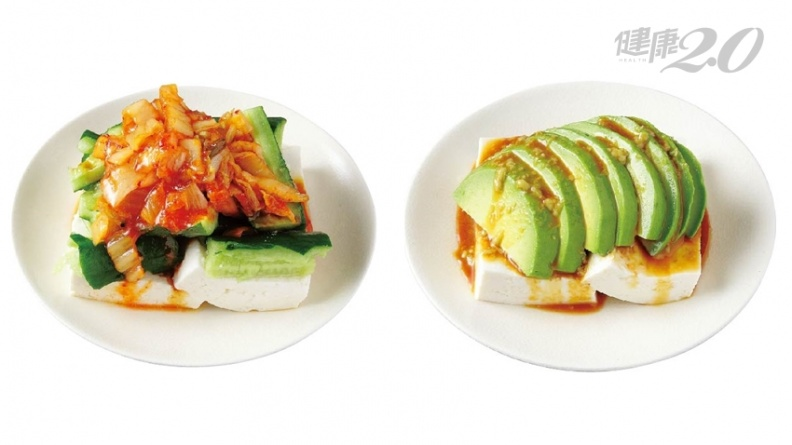 宋慧喬靠減肥聖品「豆腐」瘦身!加小黃瓜、酪梨 宵夜健康吃無負擔