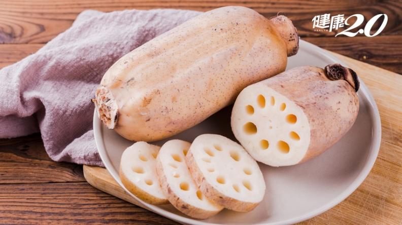 胃口差、消化不良、腸胃出血 蓮藕不同吃法有不同保養功效