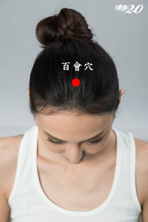 常按這2穴,幫臟腑補養,預防中風、改善血壓
