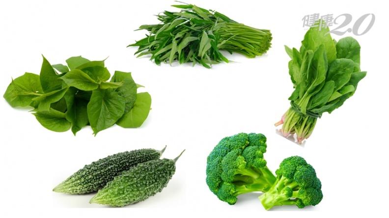 5種深綠蔬菜防癌、降血糖 「水煮拌油吃」還能防便祕!
