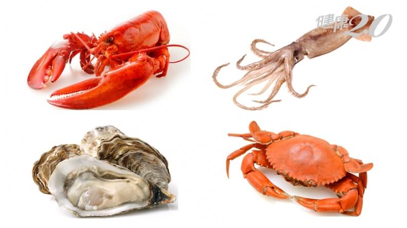 秋季必吃!4種「海中高銅食物」 促代謝、降體脂