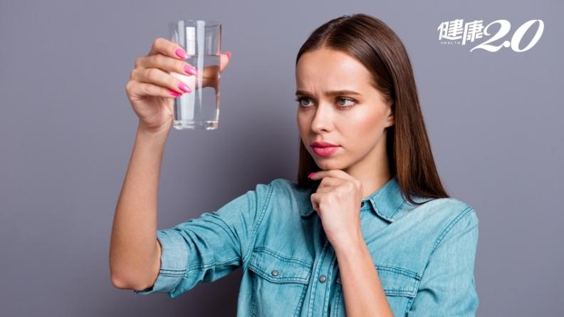 2時間勿喝水!促食物消化、腸道不易老