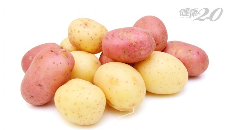 長輩必吃根莖食物!馬鈴薯「帶皮放冷吃」 控糖、降血壓血脂