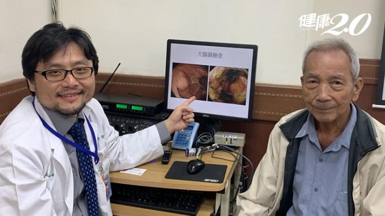 七旬老翁天天吃炸物 罹晚期腸癌切腸40公分保命