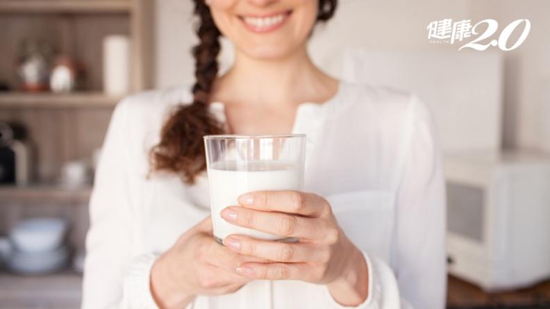 喝全脂牛奶、低脂牛奶哪個比較好?營養師告訴你真相
