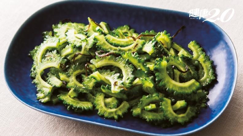 1個料理技巧 青椒、苦瓜變得美味無比!