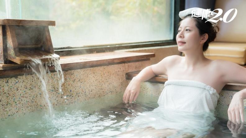 避開泡湯兩大危險點 高血壓也可以享受熱水浴