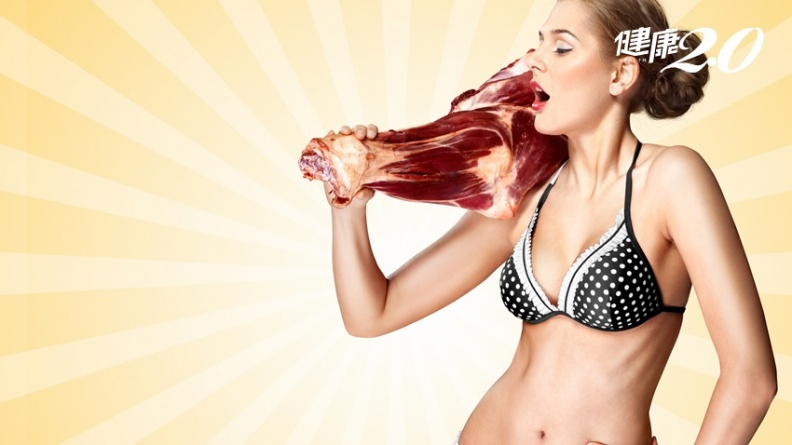 健身搭配高蛋白質飲食可增肌減脂 沒補對小心傷了這個器官