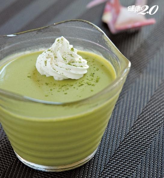 「茶中之王」膳食纖維是菠菜52倍!抹茶可防癌、抗老、降血壓