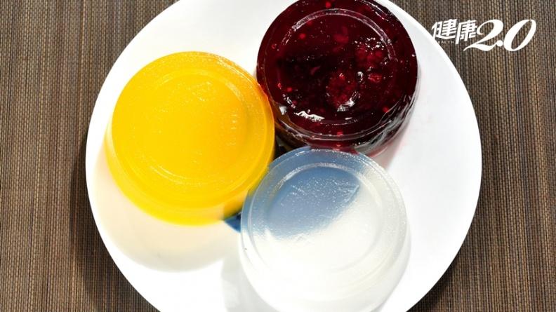 「減肥聖品」寒天新功效!改善關節發炎、調整腸道菌叢