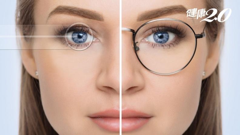 戴眼鏡、點散瞳劑、雷射手術哪個好?眼科醫師公開視力矯正關鍵