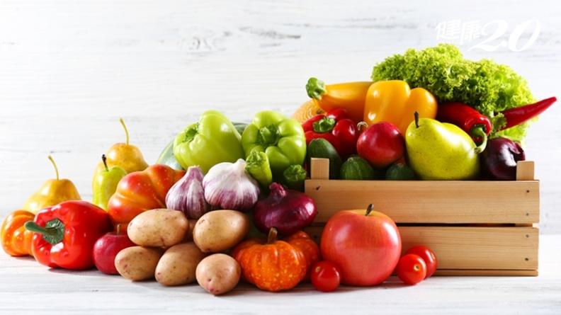 「自由基清道夫」抗氧化物!5種能抗癌 這些食物通通有
