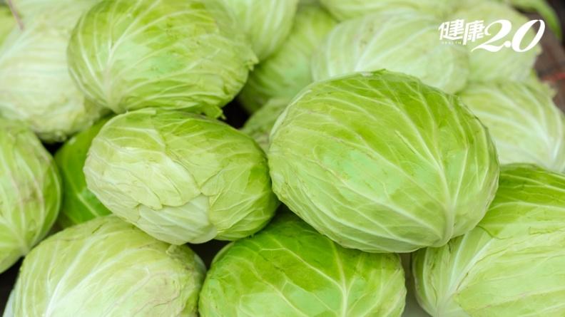 「蔬菜中高麗參」高麗菜!防癌效果強大 1種吃法預防大腸癌