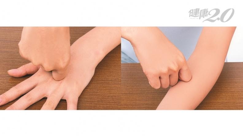 1招直接解決痠痛!「操縱筋膜」快速緩解疼痛、僵硬
