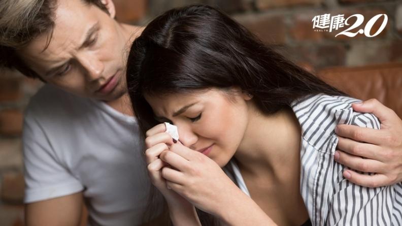 「這種病」如非惡性癌症!女性罹焦慮、上癮、憂鬱症、精神障礙大增18%