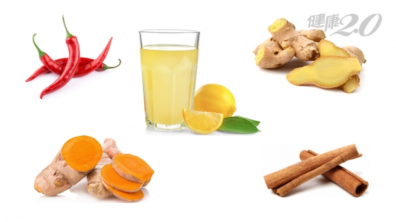 5種抗發炎食物 天天1匙能控糖、減脂、止痛、抗癌!