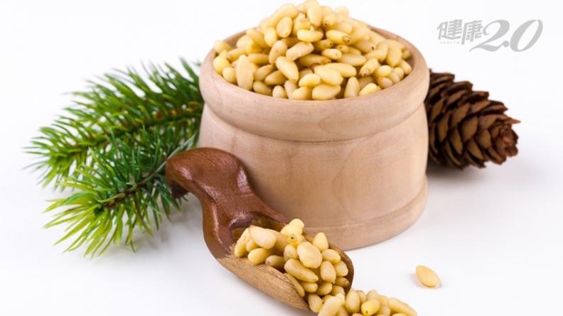 「長生果」松子!減重效果堅果之最 清血脂、降膽固醇、減少心血管疾病