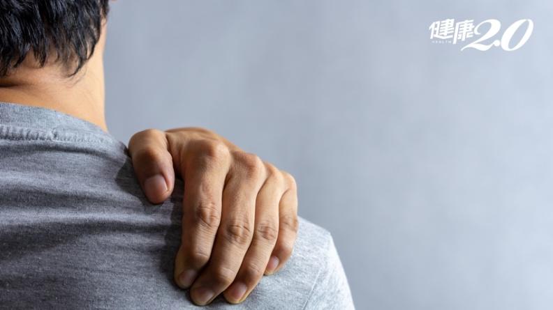 肩膀痛竟是帶狀疱疹前兆 「共振療法」止痛效果好!