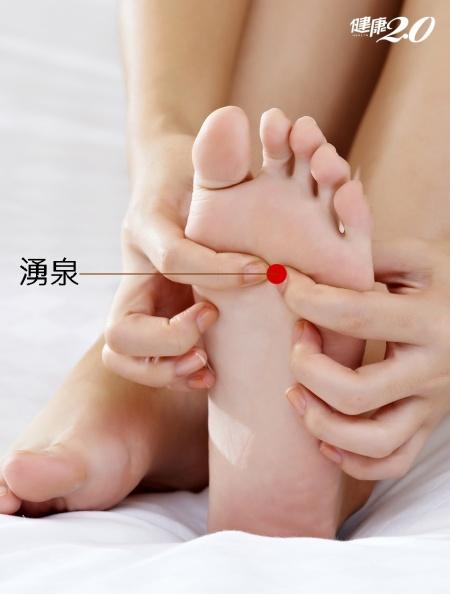 女性必學!6大穴位舒暢氣血 快速緩解婦科病症