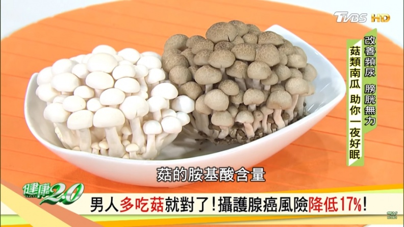 「植物皇后」香菇!女吃防婦癌、男吃防攝護腺癌