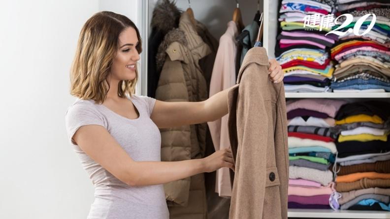 換季皮癢患者增多 衣服來不及洗曬,這2招可避免「冬衣症候群」
