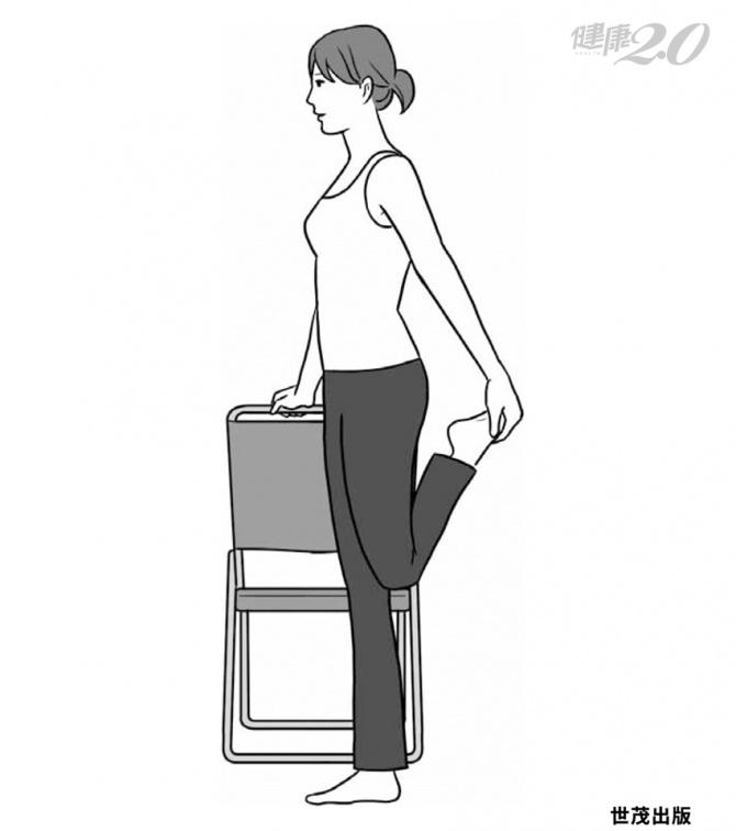 日本醫師「肌肉放鬆操」 矯正骨盆不腰痛、還能瘦下半身